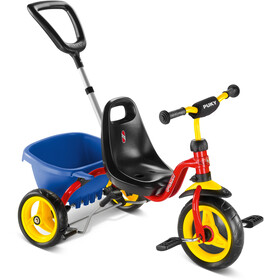 Puky CAT 1S Ride-On Toys Children red